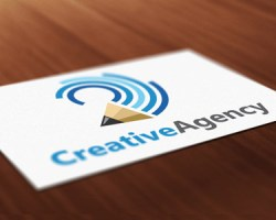 Creative Agency Mockup by Ivo Pesevski (from Dribbble).