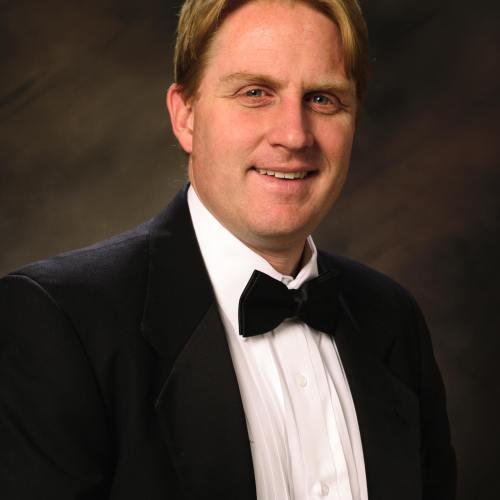 Doctor Timothy Aanderson, new UMass Band Director.