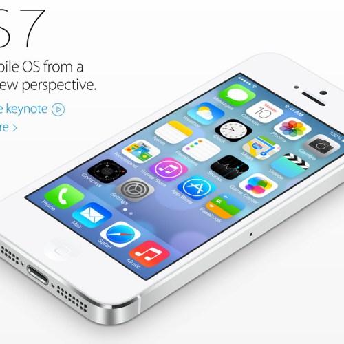iOS 7 Sucks.