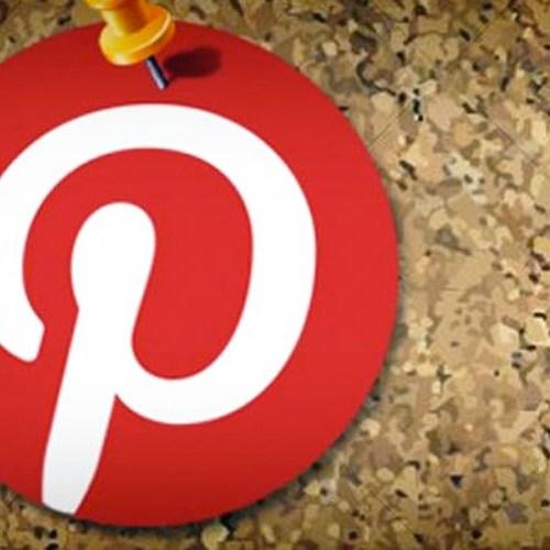 Pinterest Cork Board.