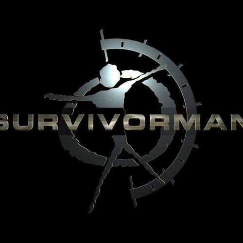 Survivorman logo.