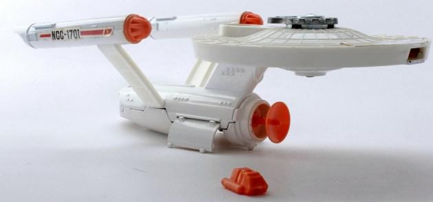 Dinky USS Enterprise