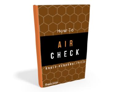 How To Air Check Radio Personalities Seminar on Demand