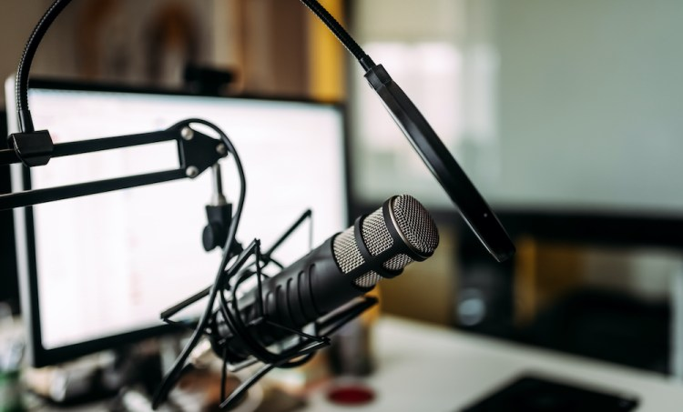 Get That Gig: Start a Podcast