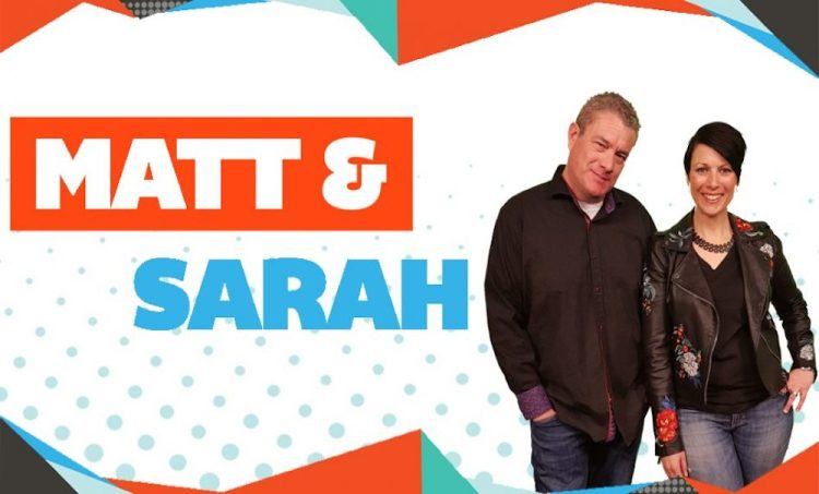 Personality Profile: Matt and Sarah Save a Life
