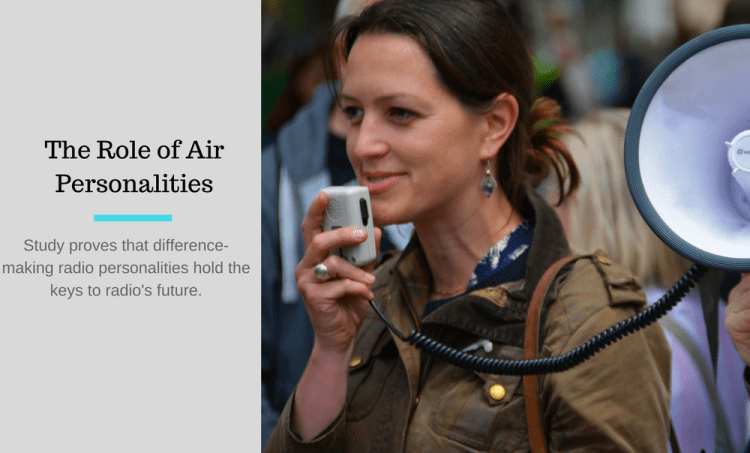 The Role of Air Personalities In Real Listener's Lives