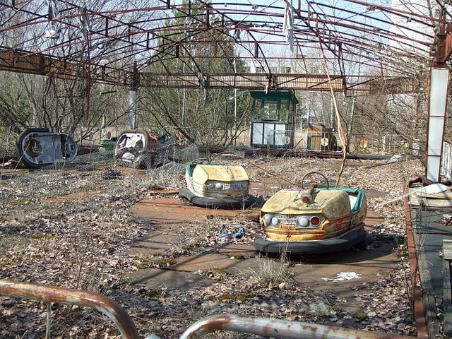 640px Pripyat Bumper cars
