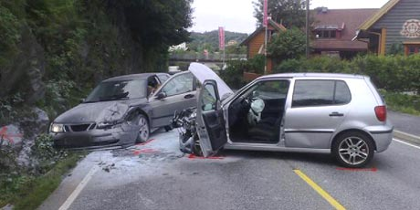 Trafikkulykke Skjol 499646b