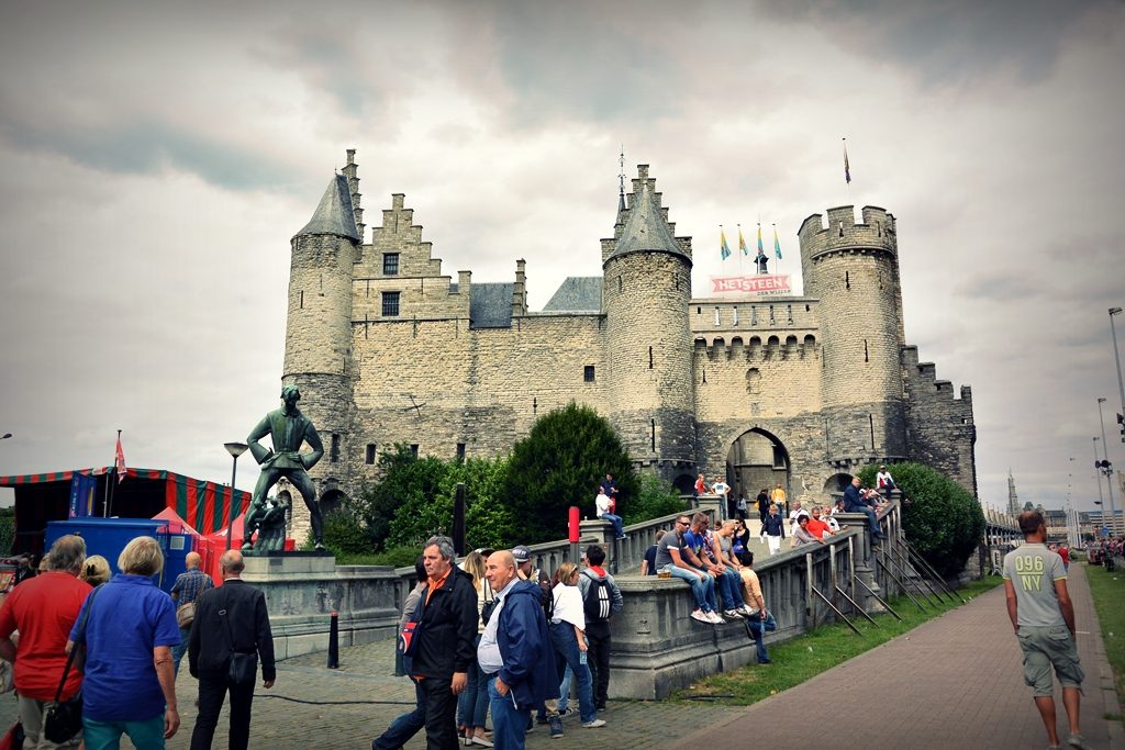 Staycation in Antwerpen - tjoolaard