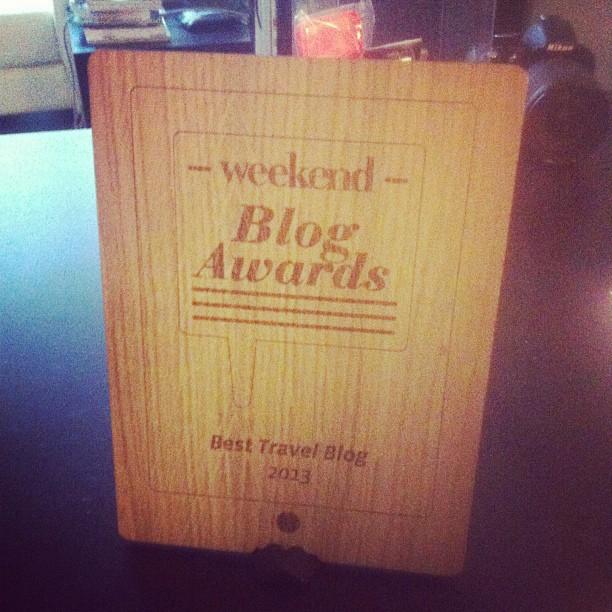 knack blog award reisblog