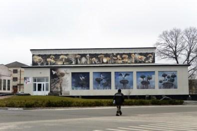Tsjernobyl art
