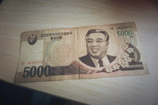 noord korea geld