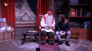 kerstman in lapland
