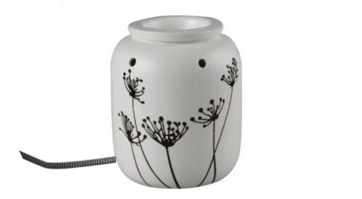 Tjooze - Scentwarmer - Vase Black - Scentchips