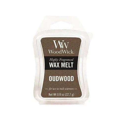 Tjooze - WoodWick Waxmelt - Oudwood