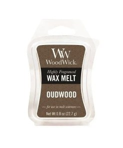 Tjooze - WoodWick Waxmelt - Oudwood