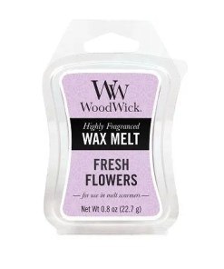 Tjooze - Woodwick Waxmelt - Fresh Flowers