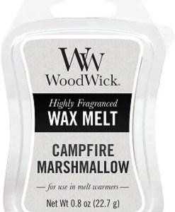 Tjooze - Woodwick wax melt - Campfire Marshmallow