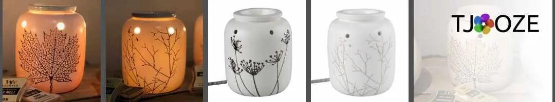 Tjooze Scentships Vase Warmers