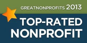 The Joy of Sox earns 2013 Top-Rated Nonprofit award from GreatNonprofits