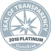 The Joy of Sox, a nonprofit providing new socks to those experiencing homelessness, earned Guidestar's 2018 Platinum Seal of Approval.