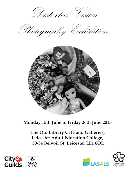 Photography Exhibition: DISTORTED VISION