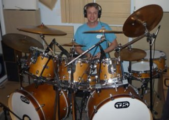 TJS Custom Drums Customer