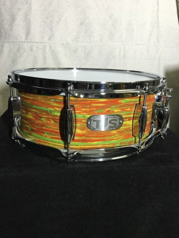 TJS Custom Drums Snare available at Salt Lake Drums