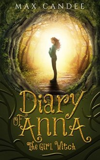 Diary of Anna the Girl Witch Foundling Witch