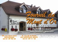 LE FOURNIL DU MONT D'OR