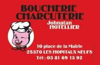 boucherie-charcuterie Hotellier