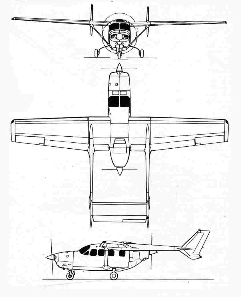 自制遥控飞机图纸