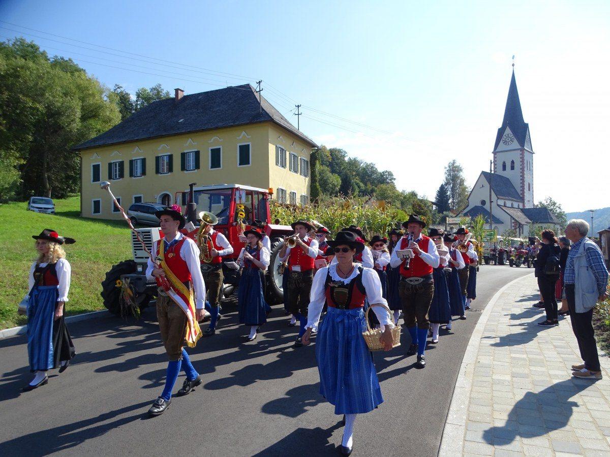 Trachtenkapelle Mörtschach