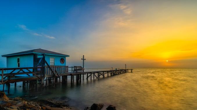 Fishing Pier House