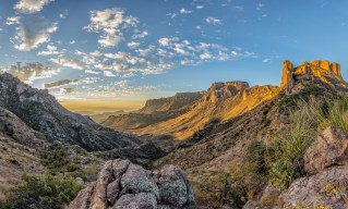 Juniper Canyon Sunrise