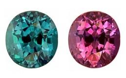 colour change alexandrite