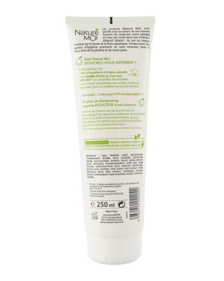 EXTRA GENTLE SHAMPOO 250 ml.