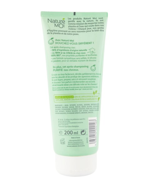 PURIFYING CONDITIONER 200 ml.