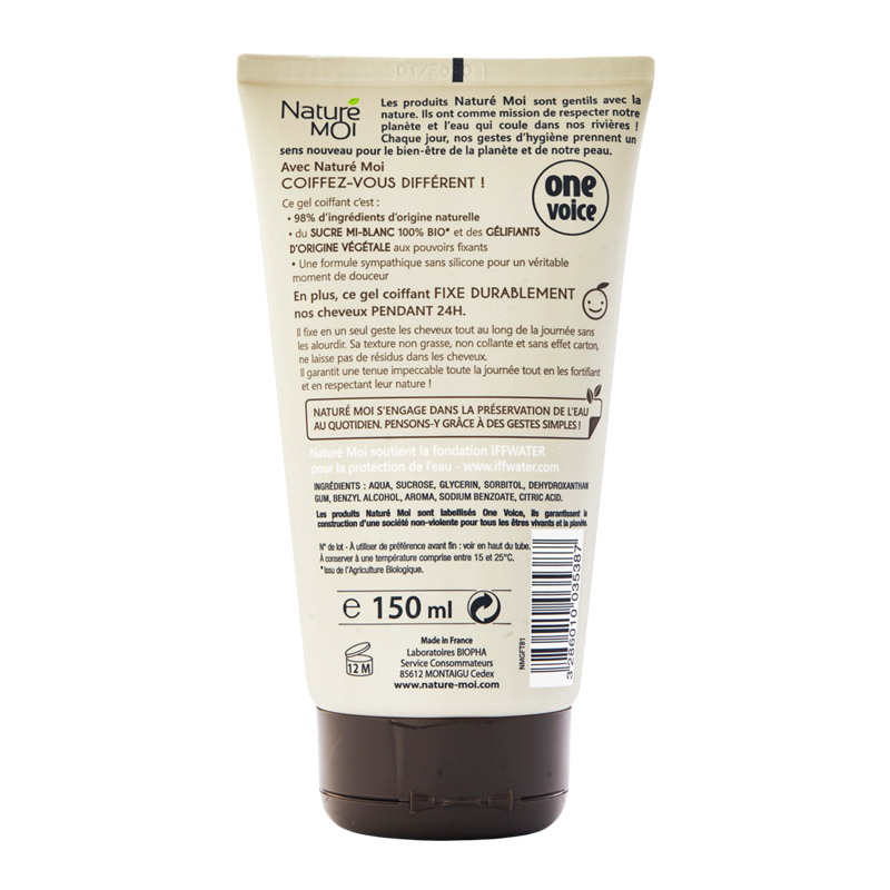 STRONG HOLD STYLING GEL 150 ml.