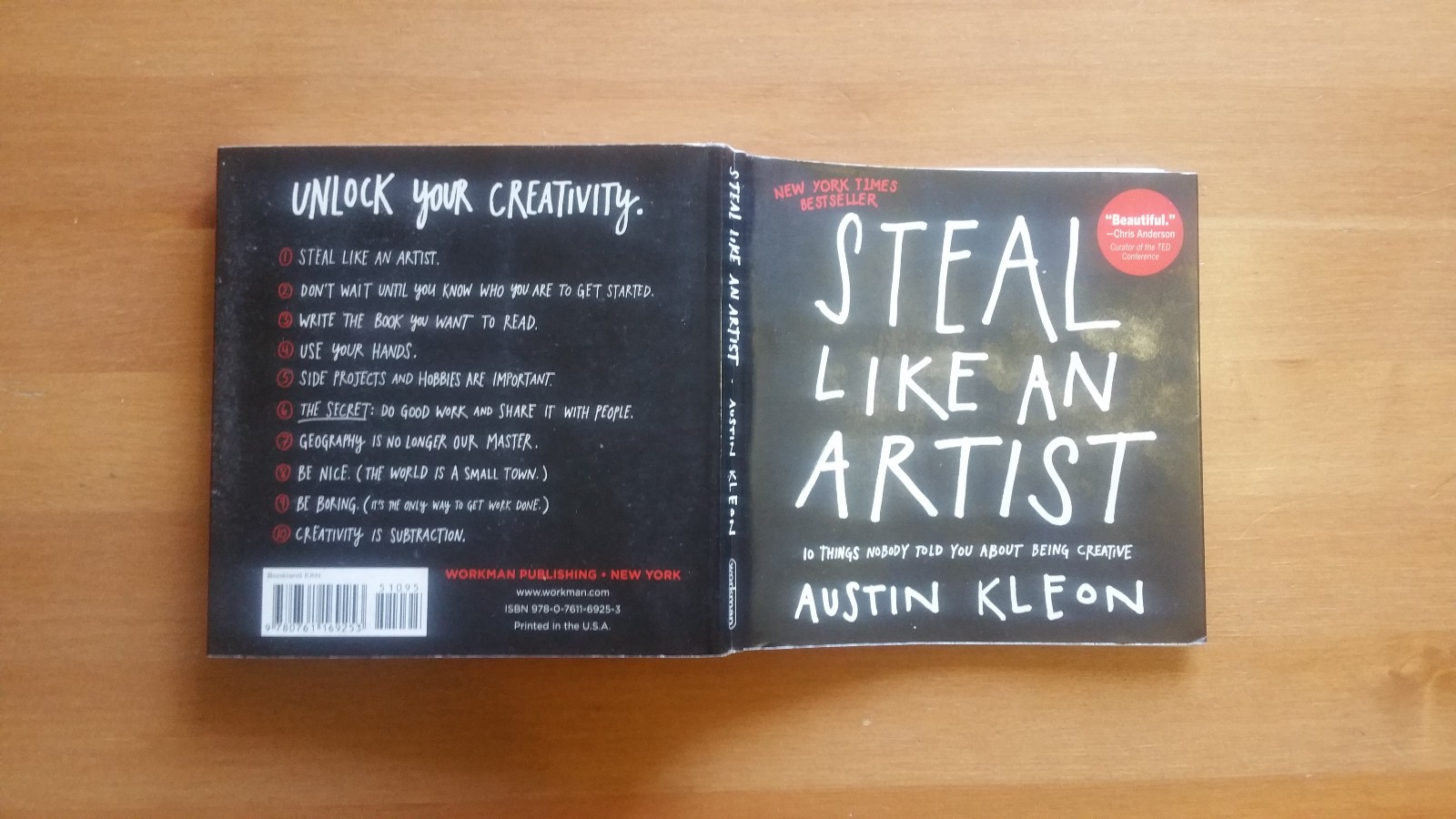 5 Ways to Steal Like An Artist