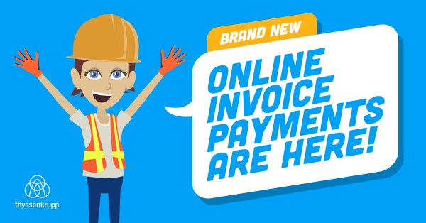 Customer Portal - Online Invoice Payments Are Here