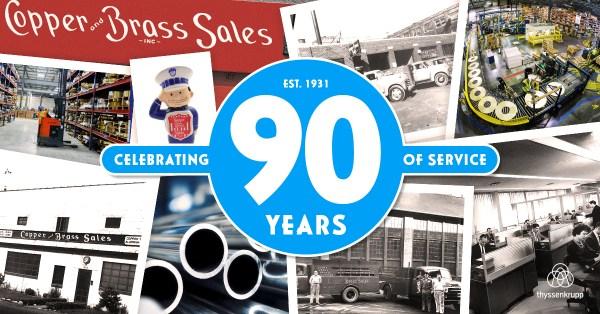 CBS 90th Anniversary