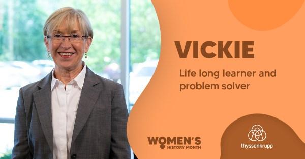 Employee Spotlight: Vickie