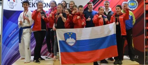 Uspešen nastop na Czech Open Nymburk 2016