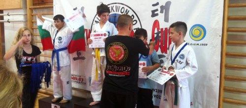 Žan Teran prvak v borbah na AHAC Open 2016
