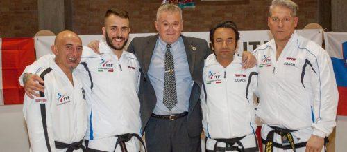 Seminar v Italiji