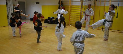 Treningi z otroki