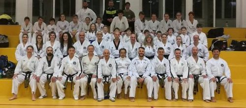 Sparring Stage Seminar in Italy