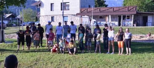 Tradicionalni piknik Taekwon-Do kluba Radovljica 2017