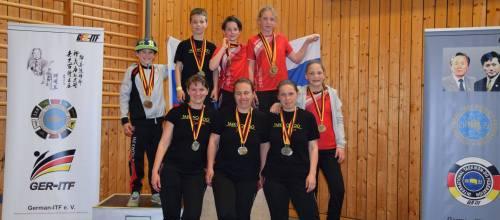 Grande successo a 2° German Open Championship ITF